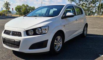 2015 Holden Barina TM CD full