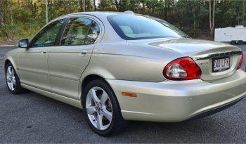 2008 Jaguar X-TYPE X400 Sport full